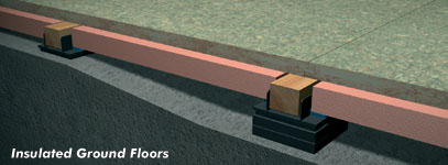 Insulated Ground Floors